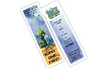 "Bookmark (2"" x 8""): Printed on Premium Card Stock"